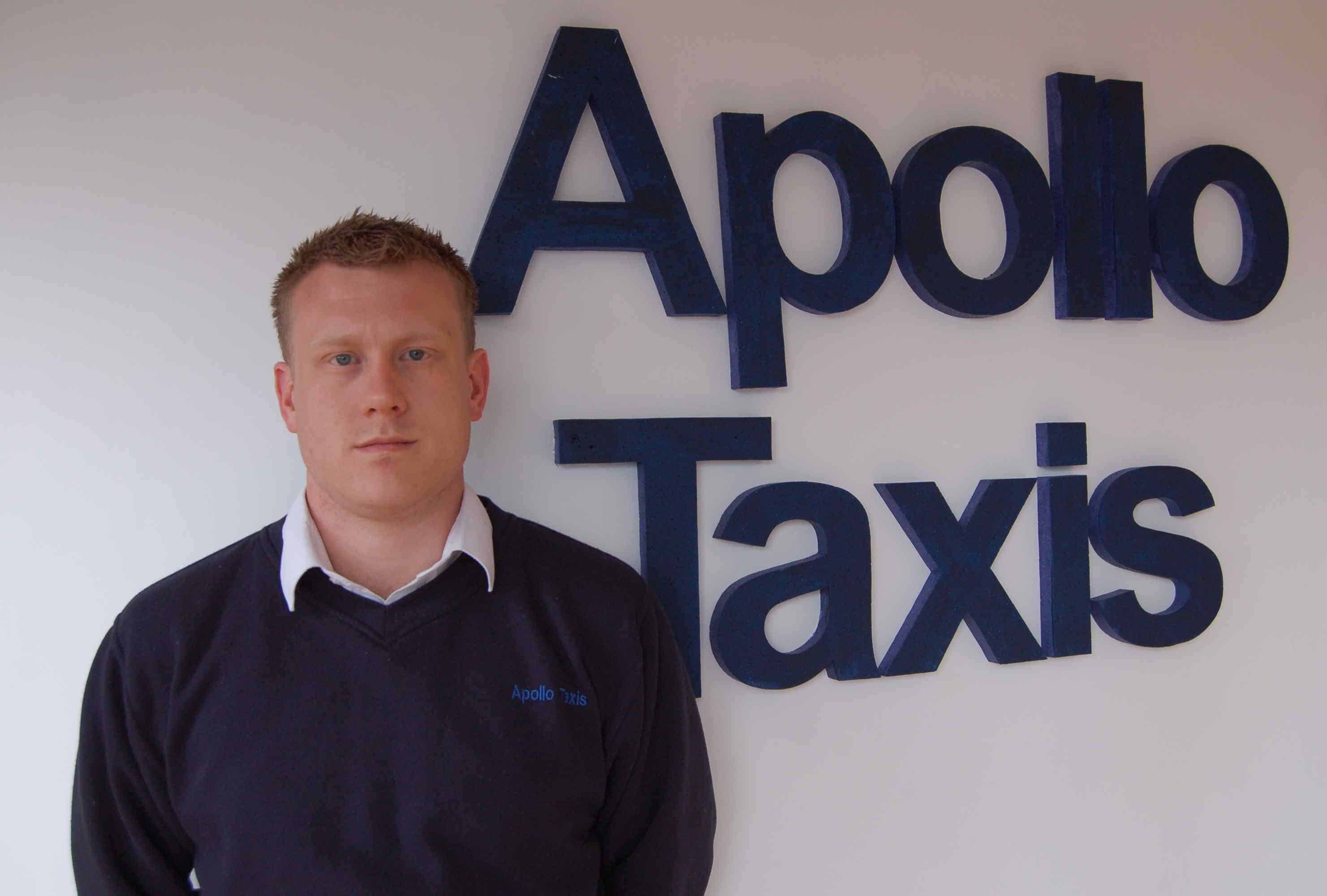 Tom Veitch, Apollo Taxis Maidstone, taxi maidstone, maidstone taxi, taxis maidstone