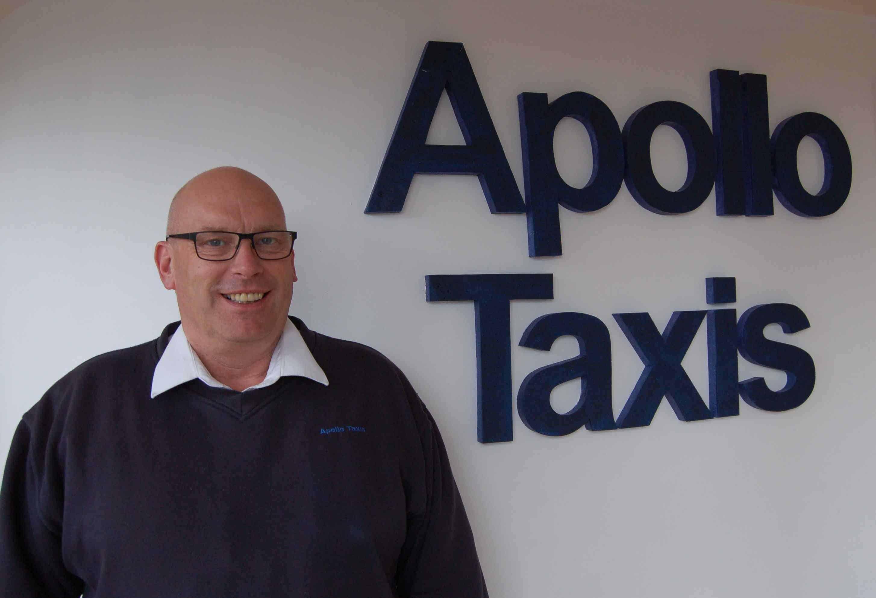 Bob Veitch, Apollo Taxis Maidstone, taxi maidstone, maidstone taxi, taxis maidstone